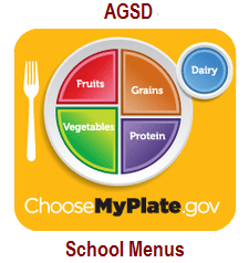 Click for School Menu